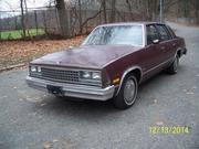 1983 Chevrolet v6 Chevrolet Malibu base